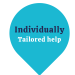 Individually tailored help
